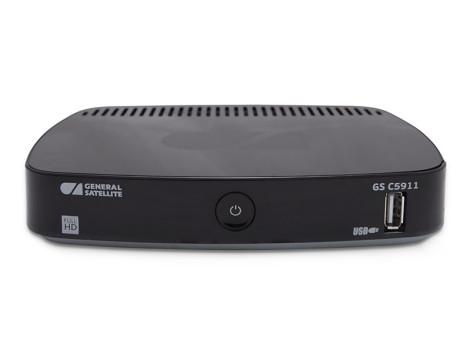 Цифровая спутниковая Full HD приставка-клиент GS C592 фото 0