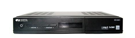 HD-приемник GS 6301 фото 0