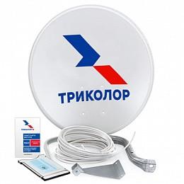Комплект для приёма «Триколор ТВ» с модулем условного доступа CI+ CAM фото 0